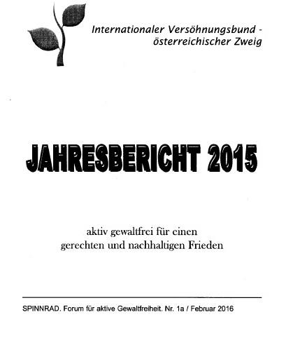 Jahresbericht 14