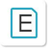 Symbol E