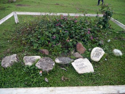 bis zum letzten Stein - Gedenkstätte