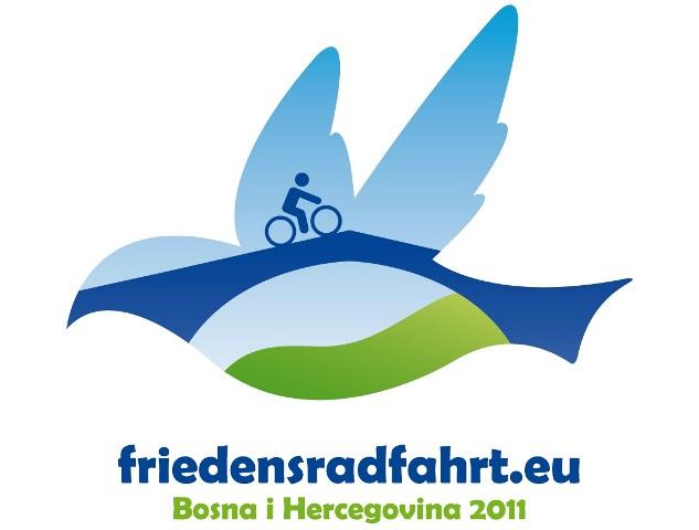 Logo der Friedensradfahrt 2011