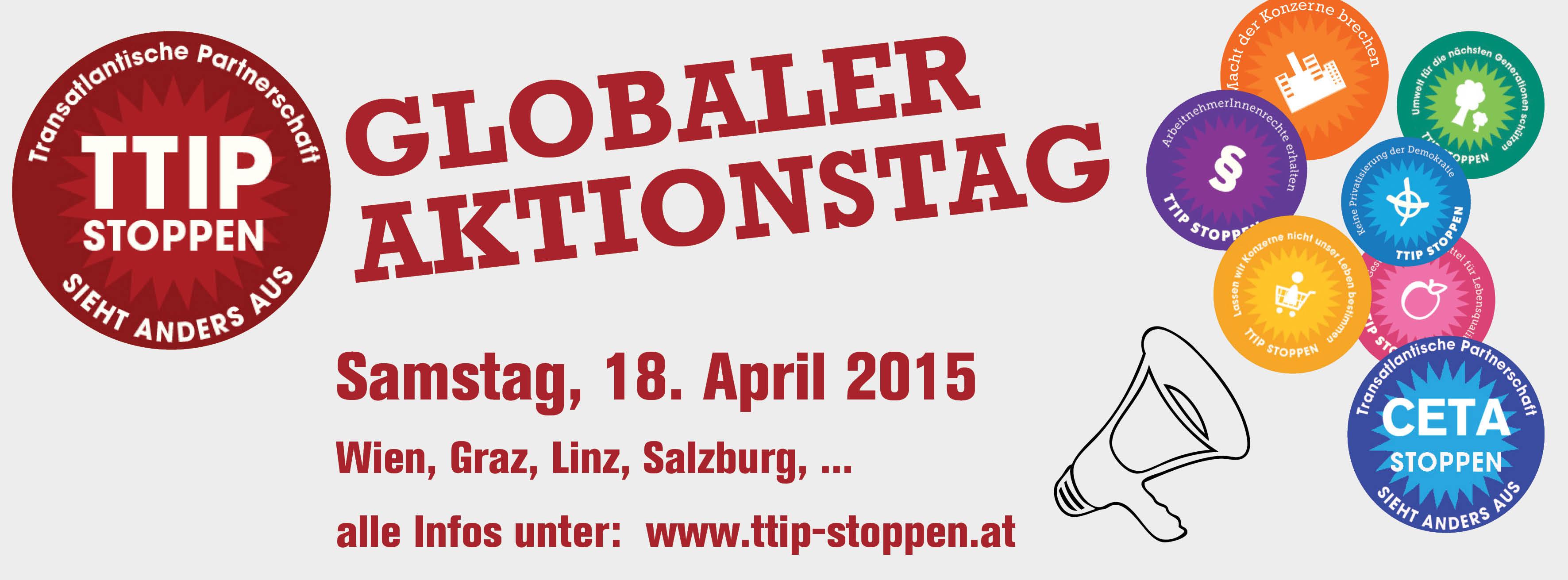 Globaler Aktionstag