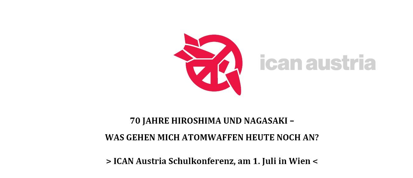 ICAN Schulkonferenz