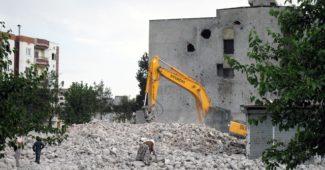 Demolierung in Cizre