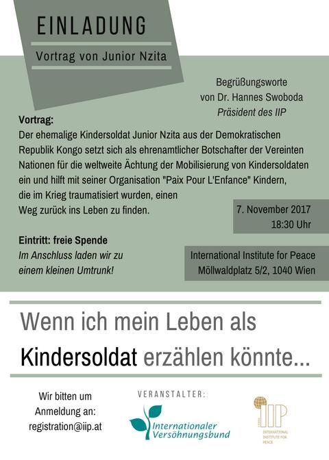 Veranstaltung-Kindersoldaten