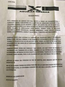 Flyer_der_Aguilas_Negras